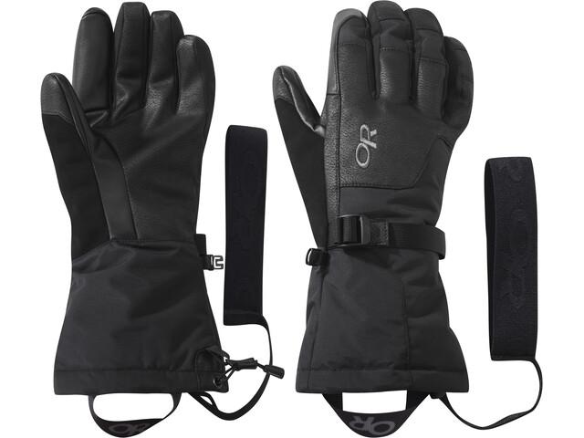 Outdoor Research Revolution Sensor Handschuhe Herren black